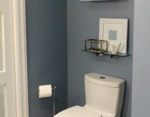 Sexy Condo Small Bathroom Remodel