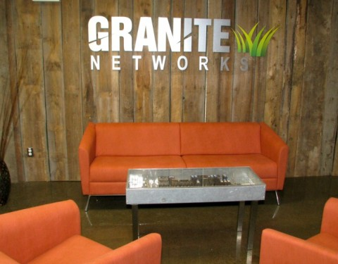 Granite Data Center Office Interiors