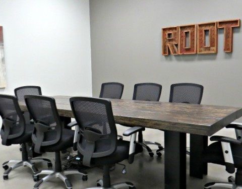Root Data Center Office Interiors